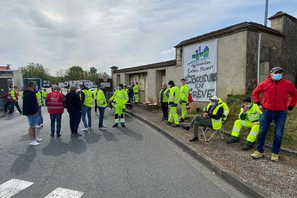 Les éboueurs de Castres-Mazamet ont déposé un préavis de grève pour toute la semaine. la collecte des ordures ménagères pourraient être perturbée.