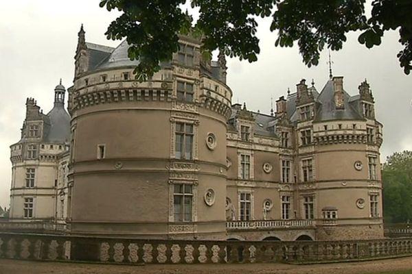 Le château du Lude, à une quarantaine de kilomètres du Mans, porte dans ses murs de nombreuses traces de la Renaissance.