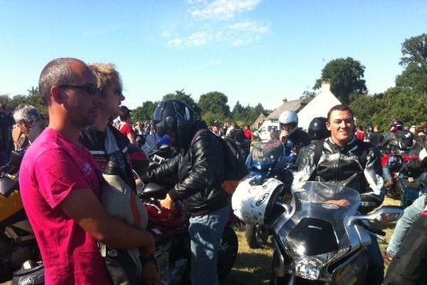Pendant deux jours les motards venus de toute la France se réunissent