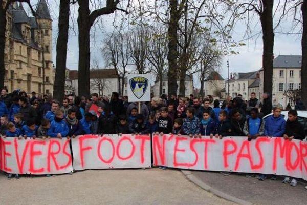 Le club Nevers Football a été placé en liquidation judiciaire par le tribunal de grande instance de Nevers mardi 14 juin 2016.