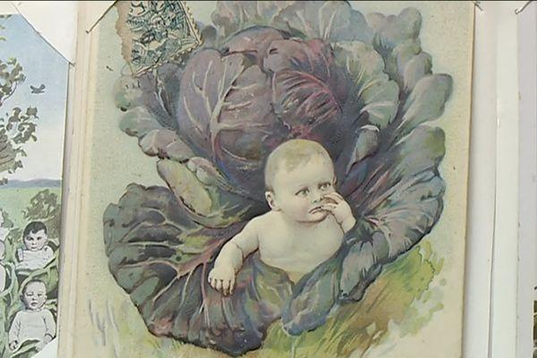 Le musée de cartes postales d'Antibes