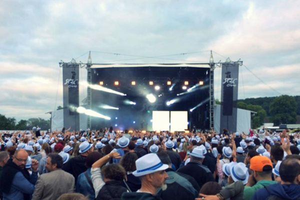 Rock in Evreux : la soirée de concerts du 23 juin 2017 à l'hippodrome d'Evreux - Archives