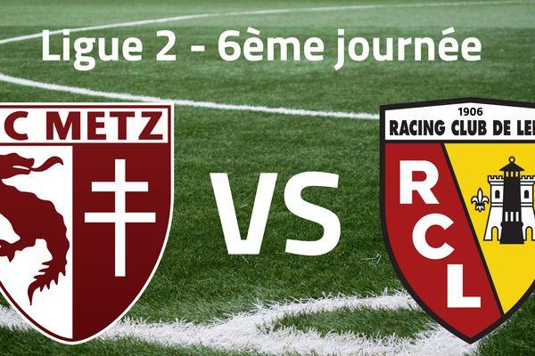 FC Metz vs RC Lens