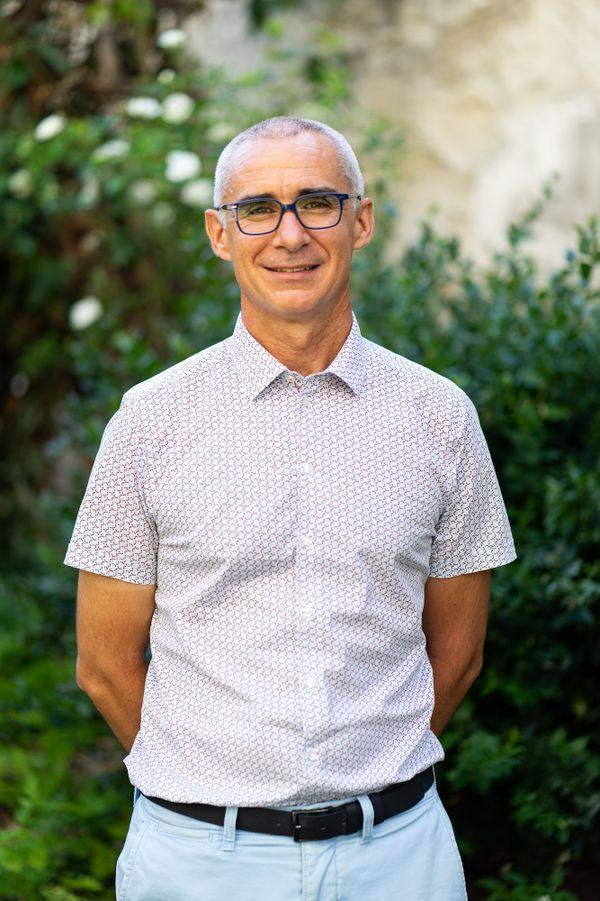 Nicolas Villiers est directeur de Troyes la Champagne Tourisme