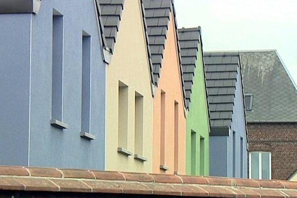 La vente des logements neufs traverse une crise dans notre région.