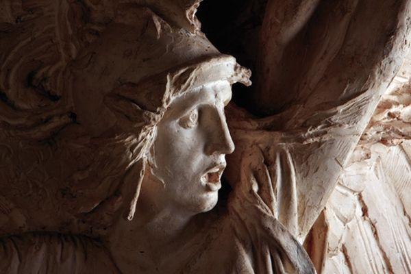 L'exposition consacrée à François et Sophie Rude a lieu du 12 octobre 2012 au 28 janvier 2013