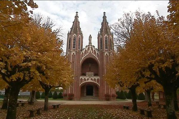 Le sanctuaire d'Arliquet, en Haute-Vienne