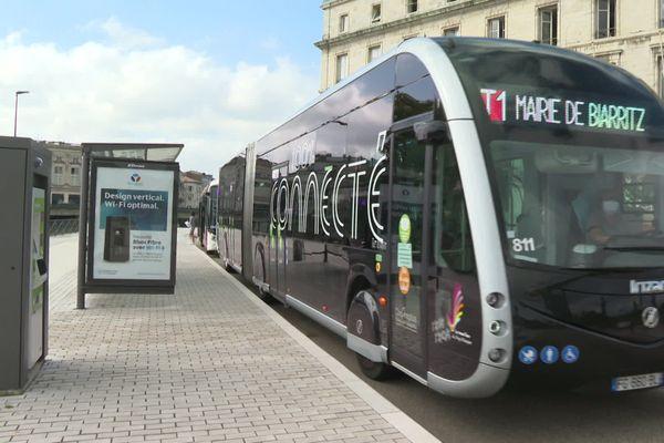 Le trafic des bus et Tram'bus a repris normalement ce lundi matin à Bayonne, huit jours après l'agression qui a coûté la vie à un conducteur