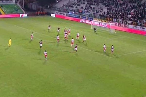 Nîmes arrache un match nul deux partout à Metz pour la 6ème journée du championnat de Ligue 2