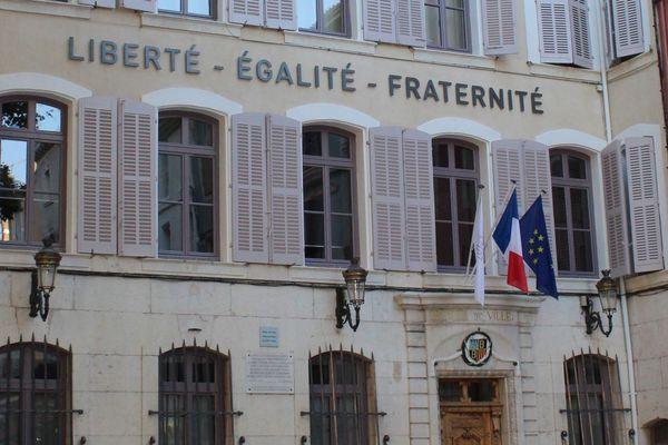 La mairie de Brignoles