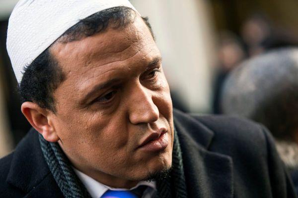 Hassen Chalghoumi l'imam de la mosquée de Drancy en 2015