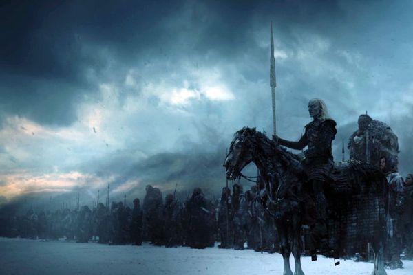"""Les marcheurs blancs de """"Game of Thrones"""" toujours plus nombreux grâce au logiciel mis au point par Golaem"""