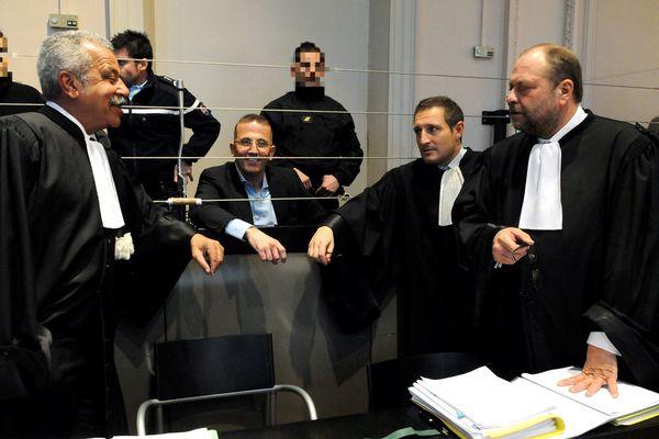 Jacques Mariani devant la cour d'appel d'Aix en Provence le 18 mars 2013