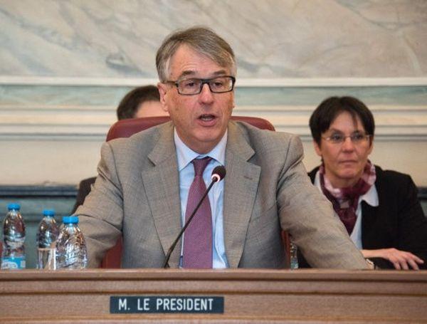 Président du département du Nord depuis 2015, Jean-René Lecerf (LR) ne se représente pas.