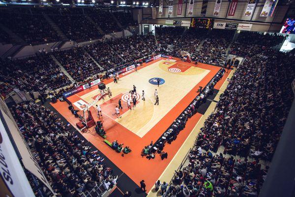 Palais des sports Jean Weille - Gentilly