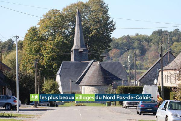 Pourquoi Baives est-il l'un des plus beaux villages du Nord Pas-de-Calais ?