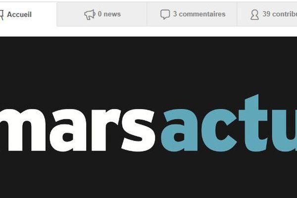 Marsactu existe depuis 8 ans, et revendique son indépendance .