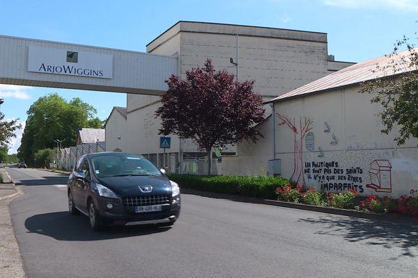 L'usine de Bessé-sur-Braye pourrait reprendre du service.