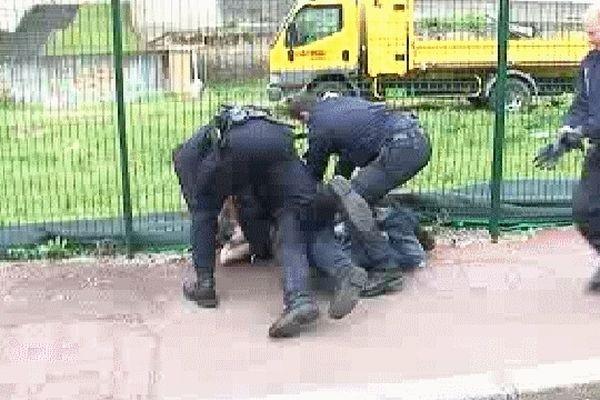 Arrestation de militants du collectif ZAD 87