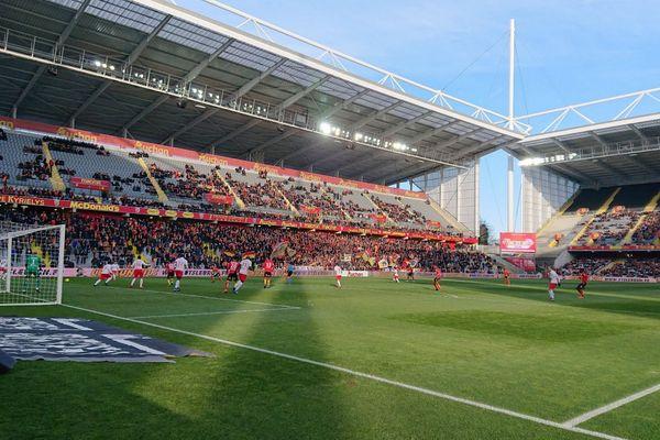 (Archive). Le stade Bollaert-Delelis peut accueillir 38.223 spectateurs.