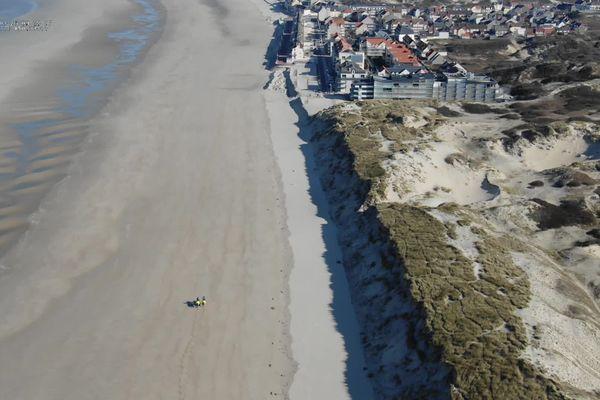 Une habitante de Cayeux-sur-Mer a lancé une pétition pour demander la réouverture des plages du littoral picard dont celle de Fort-Mahon.