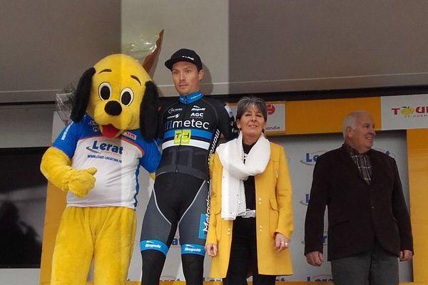 Jacob Ariesen (Metec-TKH) remporte, ce mercredi, la troisième étape du Tour de Normandie à Elbeuf sur Seine (Seine-Maritime).