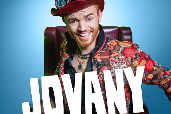 Jovany est au Théâtre à l'Ouest à Rouen jusqu'à dimanche 23 décembre 2018