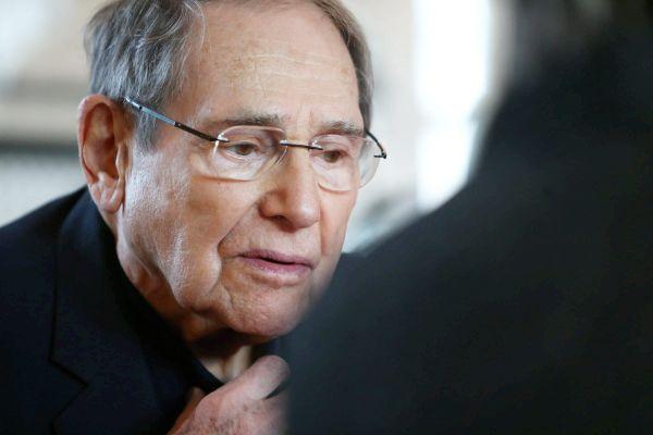 Robert Hossein avait 93 ans.