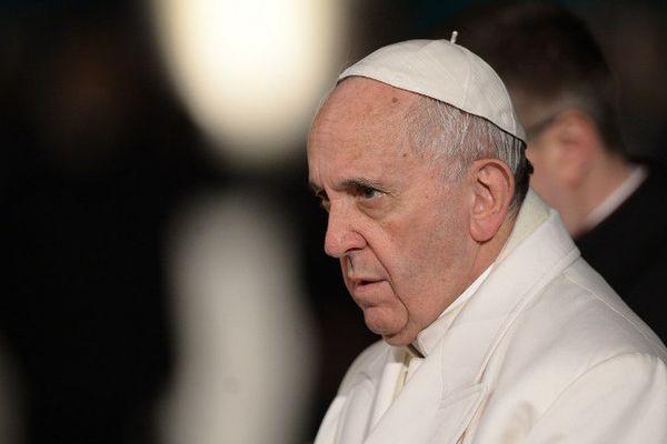 Le pape François (mars 2016)