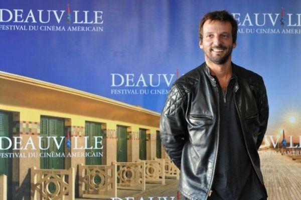 """Mathieu Kassovitz reviendra à Deauville en mai pour tourner """"Sparring"""" du Normand Samuel Jouy. Photo prise en septembre 2008 lors du Festival de Deauville"""