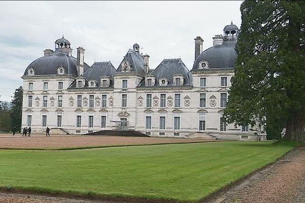 Cheverny- Moulinsart, difficile de dissocier les deux châteaux