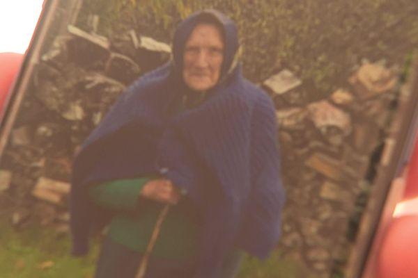 La vieille dame n'a pas donné signe de vie depuis le dimanche 22 novembre 2020.