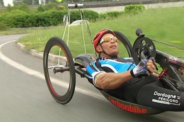 Le double médaillé d'or aux JO participera aux Jeux Paralympiques de Rio en septembre prochain