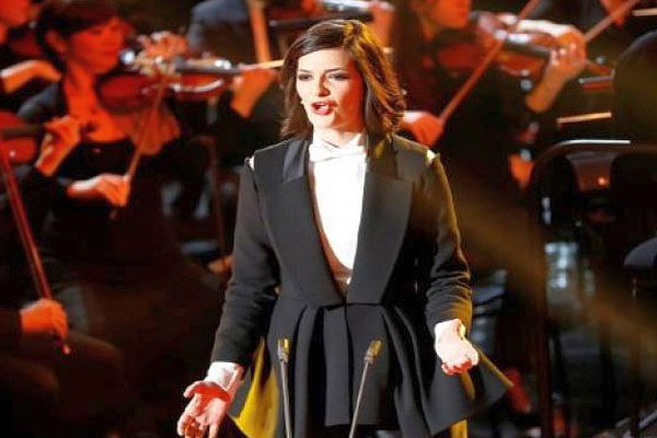 Marianne Crebassa - Victoire de l'artiste lyrique de l'année 2017.