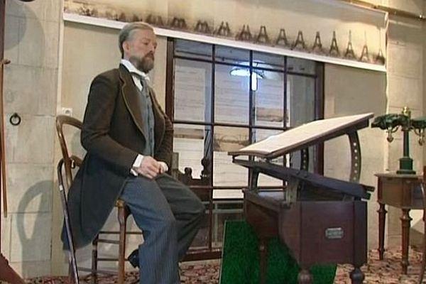 Gustave Eiffel est né à Dijon le 15 décembre 1832