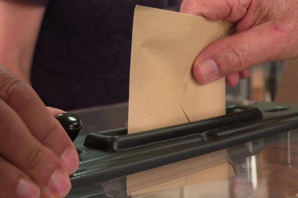 Bureau de vote Poitiers