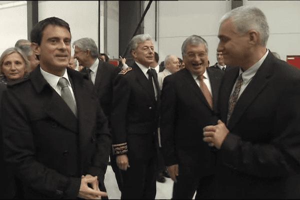 Manuel Valls aux Assises de la Mer à Nantes