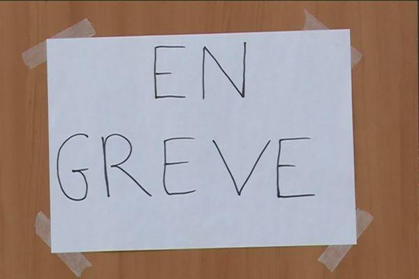 Grève Hôpital de Vierzon