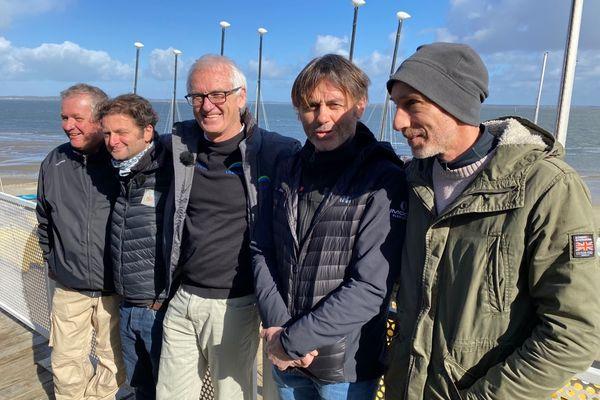 NoA sur Mer : la bande d'Arcachon, du Bassin au Vendée