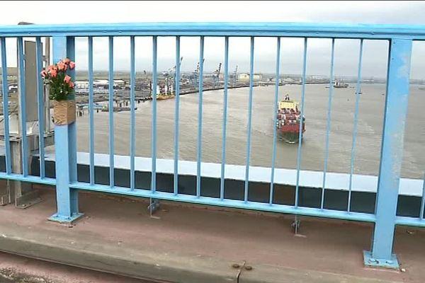 Chaque année, une dizaine de personnes se suicident du haut du pont de Saint-Nazaire