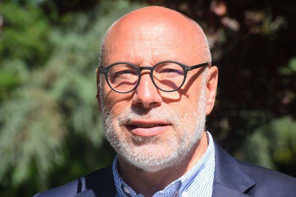 A 55 ans, Stéphane Sautarel vient d'être élu sénateur du Cantal.
