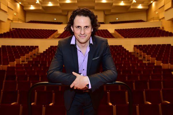 Alexandre Bloch, 31 ans, devient le nouveau chef d'orchestre de l'Orchestre National de Lille