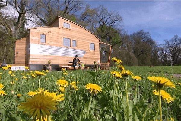 Des maisonnettes en bois alliant écologie et confort.