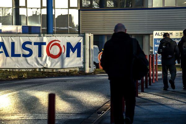 La branche énergie d'Alstom a été vendue au groupe américain General Electric en 2014.