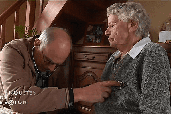 Richard Champeaux apporte ses soins aux habitants de l'Yonne depuis plus de 30 ans