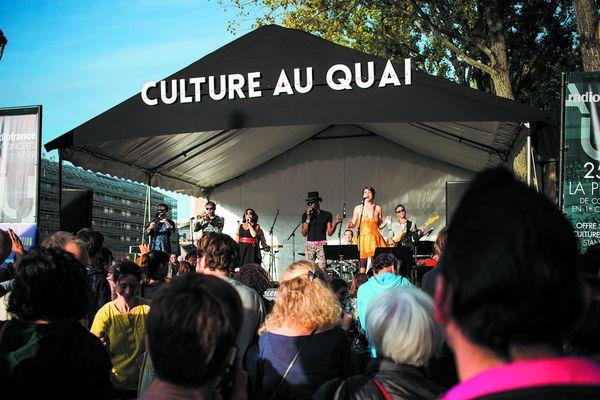 Après le Quai de Loire (19ème arrondissement), Culture au Quai s'empare du Carreau du Temple