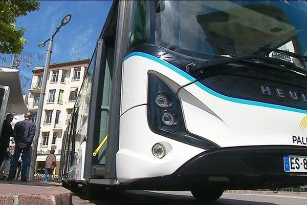 Ce bus fonctionne avec des batteries et il est en phase de test.