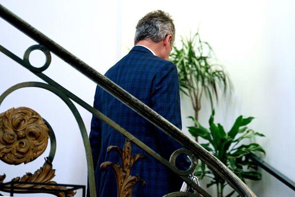 Vincent Labrune élu président — LFP