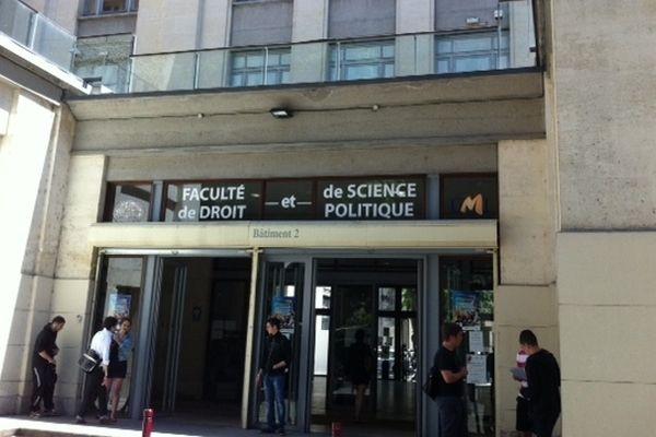 Faculté de droit et de sciences politiques de Montpellier