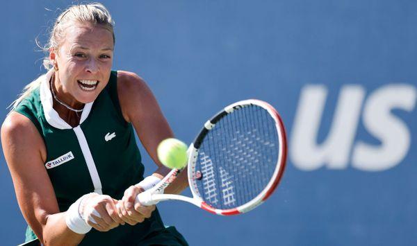 l'estonienne Anett Kontaveit sera la tête d'affiche de l'épreuve féminine de l'open de Caen 2021.